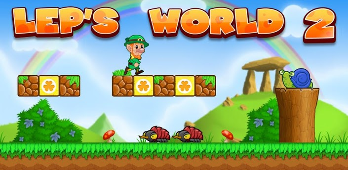 Lep's World 2 для Андроид